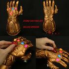 Thanos LED Infinity Gauntlet Avengers Endgame Infinity War Thanos LED Gloves New