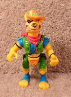 Vintage 1991 Playmates TMNT Teenage Mutant Ninja Turtles Walkabout Figure C