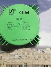 MCTA 160//25 Multicomp toroidale da 160Va 2X25V