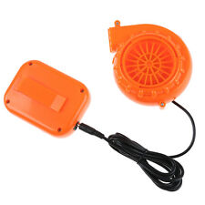 Mini Fan Blower for Mascot Head Inflatable Costume 6V Powered by Dry Battery DT