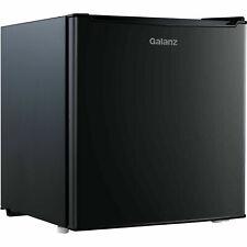 Galanz 1.7 Cu. Ft. Compact Mini Fridge Black Galanz Mini Fridge - Black