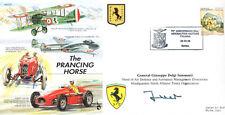 Fuerza aérea italiana JSCC CC37c & Ferrari Enzo Coche Cubierta
