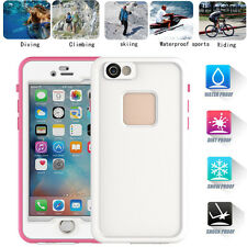 For Apple iPhone 6s Plus Swimming Waterproof Shockproof Snow Proof Case Cover