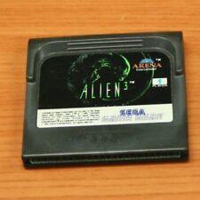 Jeu Sega  Game Gear alien 3