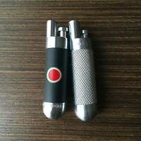 Amazing TWO VERY RARE lighters Lucky Strike like missiles