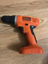 Black & Decker GCO1200 12V Cordless Drill/Driver  With Charger Port  ( bare tool