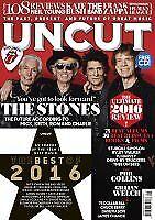 The Rolling Stones/Best of 2016 - Uncut Magazine + CD Jan 2017 (NOBARCODE)