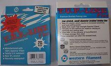 Western Filament Tuf Line Plus = 150 Yards Green 100 Lb. Test ~ Below Wholesale