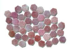 Émaux de Briare Tesselles Mosaïque Hexagones rose 250 gr Décoration