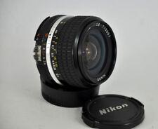 Nikon 24mm f2.8 AI-S Nikkor wide angle prime lens very sharp  Japan