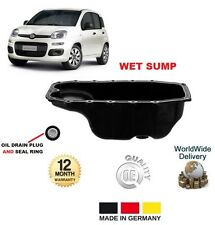 Per FIAT PANDA 1.3 D JTD Multijet 4X4 2003 -- & gton MOTORE OLIO Wet fondo