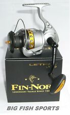 FIN-NOR LETHAL 40 Spinning Reel #LT40 FREE USA SHIPPING! NEW! 5.2:1 Gear Ratio