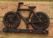 Bicicleta De Rack De Pared De Gancho De Clave De Hierro Fundido Metal Pasillo Ordenado Cocina Shabby Chic Nuevo