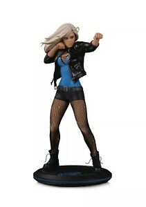 Dc Cover Girls Statue - Black Canary by Joelle Jones Harley Quinn Poison Ivy NEW
