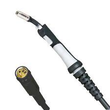 Unimig SB15 3m 180amp Binzel Style Sure Grip Mig Torch/Gun with Euro Connection