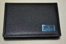 Corneliani Leather Credit Card Holder Brand New