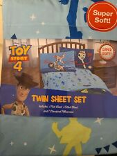 Toy Story 4 Twin Sheet Set