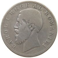 ROMANIA LEU 1885 B #s35 233