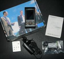 Sehr schön! Sony Ericsson W595 Walkmann schwarz/black! Ohne Simlock! Überholt!
