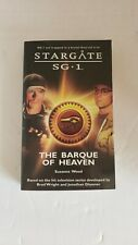 Stargate Sg-1 The Barque of Heaven book by Suzanne Wood paperback