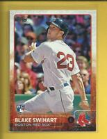 Blake Swihart RC 2015 Topps Update Series Rookie Card # US32 Boston Red Sox MLB