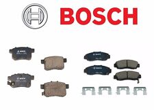 For Acura for Honda Accord EX EX-L Set Of Front & Rear Disc Brake Pads Bosch