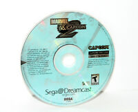 Marvel vs. Capcom 2 (Sega Dreamcast, 2000) Disc Only - Tested & Working - RARE