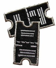 #3582 Movie Film Broad Embroidery Iron On Appliqué Patch