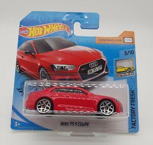 Hot Wheels 2019 Audi RS 5 Coupe  Factory Fresh # 225 / 250  # NEU