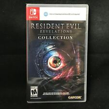 Resident Evil Revelations Collection (Nintendo Switch, 2017) BRAND NEW