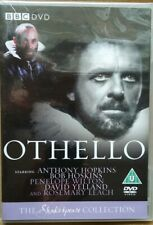 DVD Othello - Anthony Hopkins  NEW&SEALED