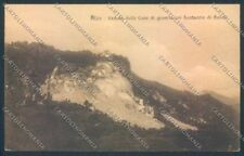 Novara Pella Alzo Cave cartolina ZQ7891