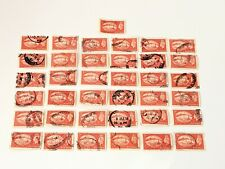 More details for gb sg510 kgvi 1951 5 shillings used x 37 various postmarks/cancels free uk p&p