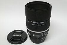 Nikon AF-DC Nikkor 2,0 / 105 mm D Objektiv gebraucht in ovp