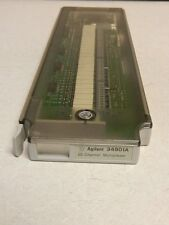 Agilent 34901A 20-Channel Multiplexer Tested 90 Day Warranty