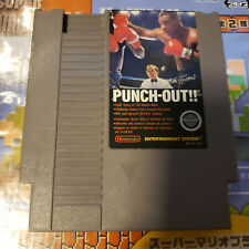Mike Tyson's Punch Out !! Nes (Nintendo) Game.