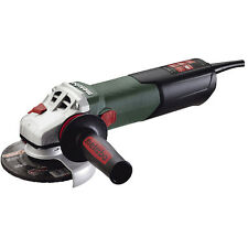 Metabo ANGLE GRINDER WEA17125QUICK 125mm 1700W, Restart Protection *German Brand