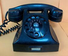 03468 Telefono fisso a disco vintage in Bachelite - FATME ERICSSON DBHF 15101