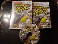 Need for Speed: Nitro (Nintendo Wii, 2009) *BUY 2 GET 1 FREE +FREE SHIPPING*