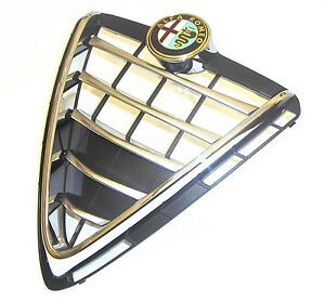 ALFA ROMEO GIULIETTA  New GENUINE Front Bumper Radiator Grille & Badge 2013 >16