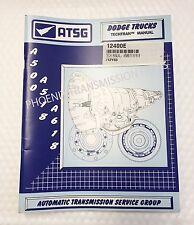 42RH 46RH Transmission Technical Service & Repair Manual ATSG