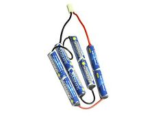 TSD ERBAT9 Intellect 9.6v 2000mAh Stagger Butterfly Airsoft Battery Female Plug