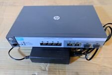 HP MSM720 *tested/updated* Mobility WiFi Cont. / PS inc J9694A / 10 AP mgmt Lics