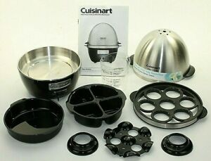 Cuisinart CEC-10 Egg Central Egg Cooker Parts Your Choice Rack Base Lid Tray OEM