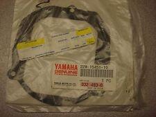 YAMAHA OEM CRANK CASE COVER GASKET YZ 80 1980-1992 22W-15451-10 NOS OEM VINTAGE