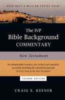 IVP Bible Background Commentary : New Testament, Hardcover by Keener, Craig S...