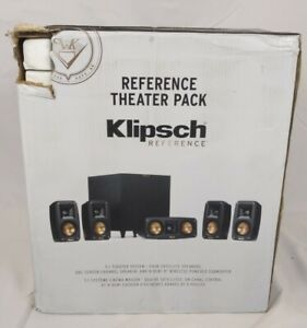 Klipsch Reference Theater Pack 5.1 Theater System