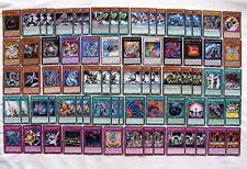 Yu-Gi-Oh DECK DINOFOSCHIA MACCHINA COMPLETO 75 CARTE FUSIONI XYZ NUMERO MINT ITA