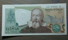 2000 LIRE GALILEO GALILEI 08/10/1973 FDS