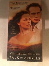 Talk of Angels (VHS) 1998 drama stars Polly Walker and Franco Nero Brand New